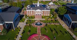 donates: ariel view of the university of the cumberlands